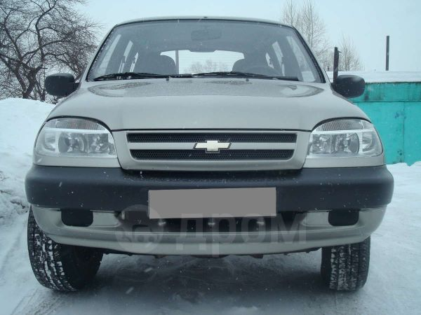 Chevrolet Niva, 2007 год, 360 000 руб.