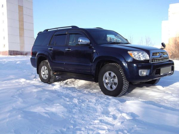 Toyota Hilux Surf, 2008 год, 1 350 000 руб.