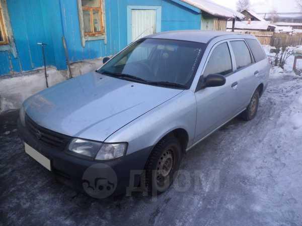 Nissan AD, 2001 год, 180 000 руб.