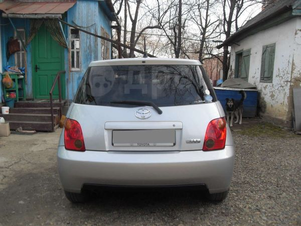 Toyota ist, 2005 год, 365 000 руб.