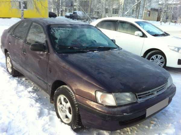 Toyota Carina E, 1992 год, 165 000 руб.