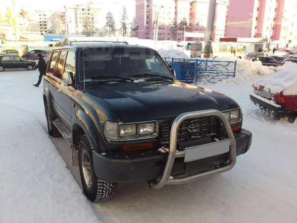 Toyota Land Cruiser, 1996 год, 680 000 руб.