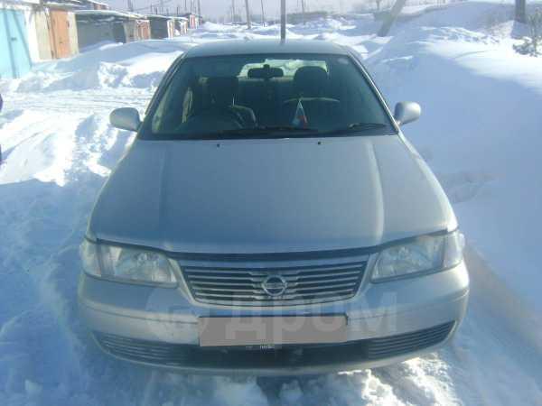 Nissan Sunny, 2003 год, 260 000 руб.
