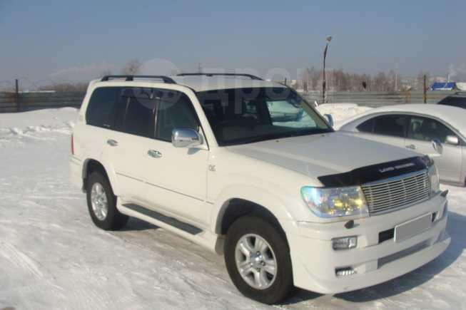 Toyota Land Cruiser, 2005 год, 1 360 000 руб.