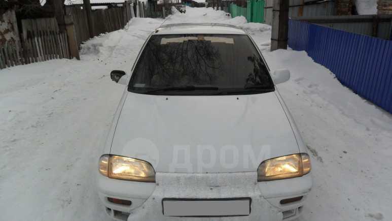 Suzuki Cultus, 1991 год, 105 000 руб.
