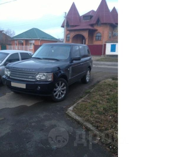 Land Rover Range Rover, 2006 год, 1 240 000 руб.