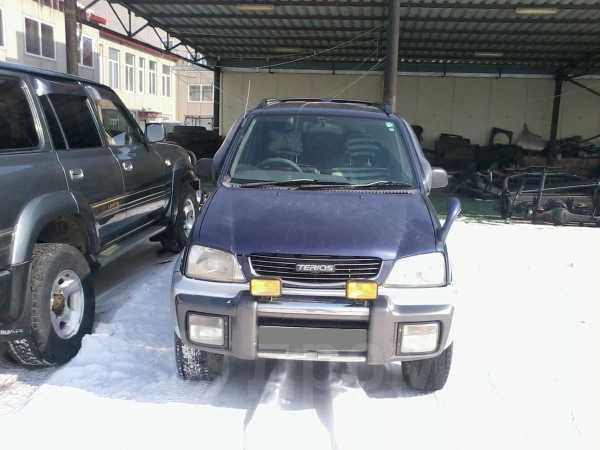 Daihatsu Terios, 1997 год, 195 000 руб.