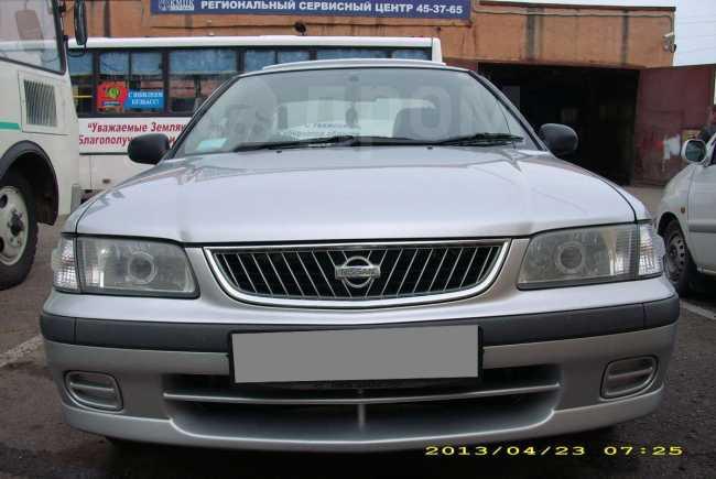 Nissan Sunny, 2000 год, 249 000 руб.