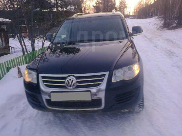 Volkswagen Touareg, 2009 год, 1 100 000 руб.