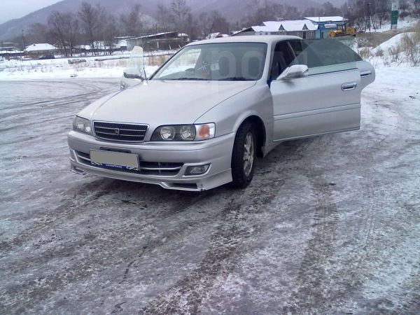 Toyota Chaser, 2001 год, 360 000 руб.