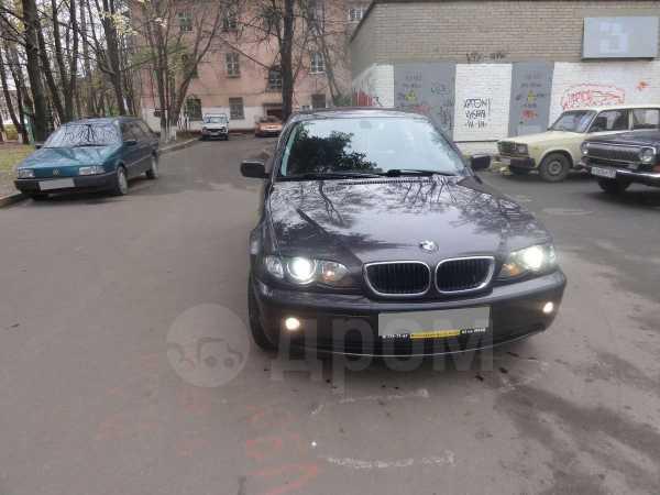 BMW 3-Series, 2002 год, 400 000 руб.