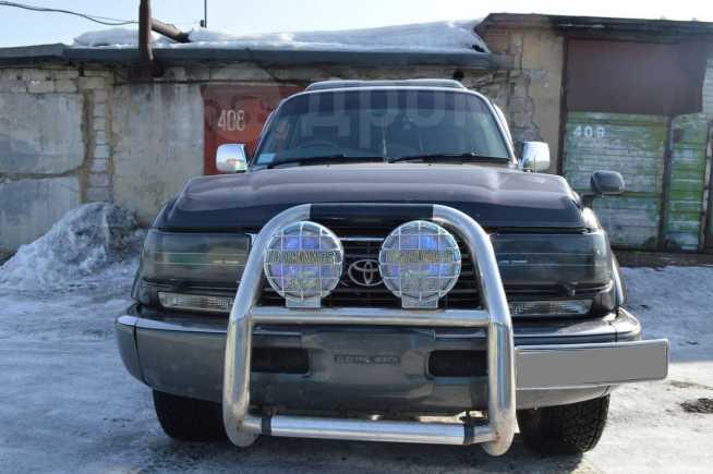 Toyota Land Cruiser, 1995 год, 801 000 руб.