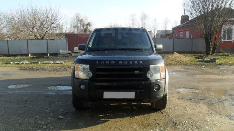Land Rover Discovery, 2008 год, 1 320 000 руб.