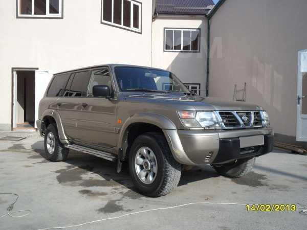 Nissan Patrol, 1998 год, 600 000 руб.