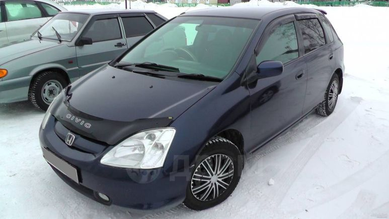 Honda Civic, 2002 год, 333 333 руб.