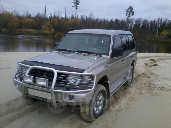 Mitsubishi Pajero, 1999 год, 420 000 руб.