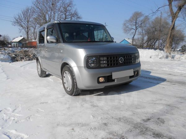 Nissan Cube, 2003 год, 245 000 руб.