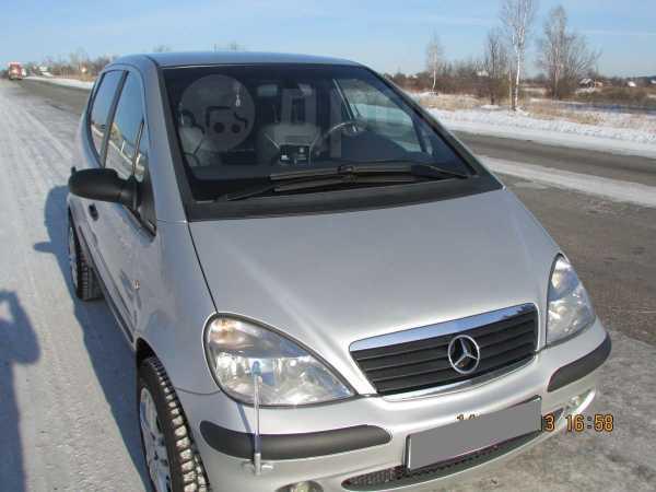 Mercedes-Benz A-Class, 2001 год, 350 000 руб.