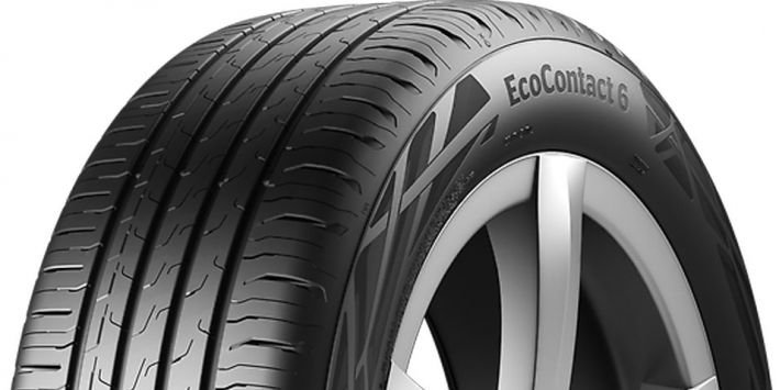 205/60 R16 [92] V Conti Eco Contact 6 - CONTINENTAL