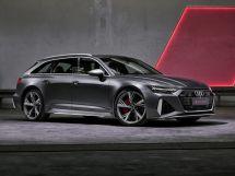 Audi RS6 2019, универсал, 5 поколение, C8