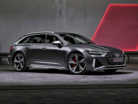 Audi RS6 (C8) 08.2019 -  н.в.