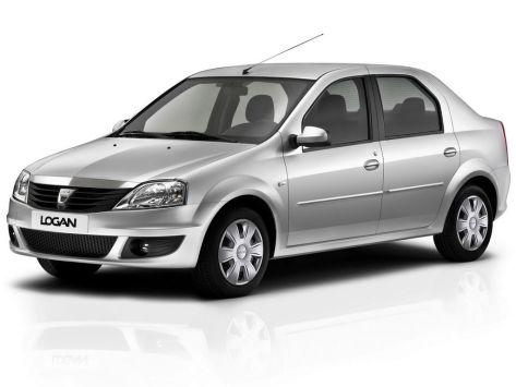 Dacia Logan  07.2008 - 02.2010