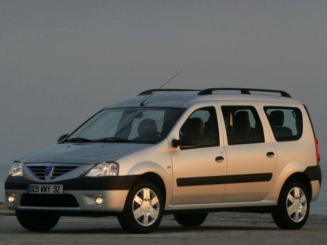 Dacia Logan MCV  10.2006 - 02.2009