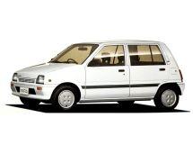 Daihatsu Mira рестайлинг 1987, хэтчбек 5 дв., 2 поколение, L70/71