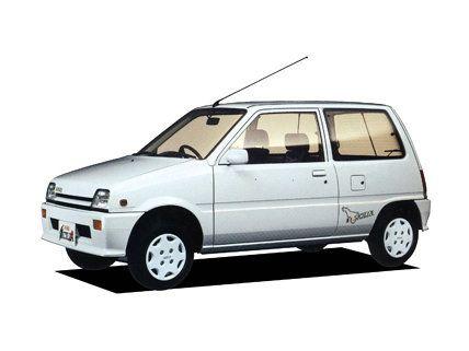 Daihatsu Mira (L70/71) 08.1987 - 02.1990
