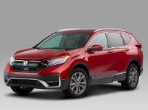 Honda CR-V рестайлинг 2019, джип/suv 5 дв., 5 поколение, RW