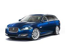 Jaguar XF рестайлинг, 1 поколение, 03.2012 - 03.2016, Универсал