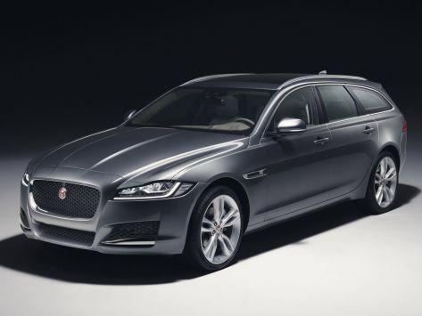 Jaguar XF (X260) 09.2017 - 10.2020