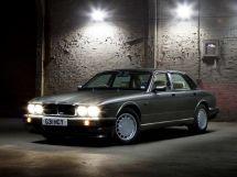 Jaguar XJ 1986, седан, 4 поколение, XJ40