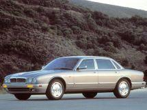Jaguar XJ рестайлинг 1994, седан, 4 поколение, X300