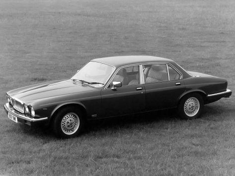 Jaguar XJ (Series III) 03.1979 - 11.1992