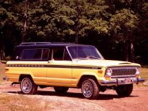 Jeep Cherokee 1973, джип/suv 3 дв., 1 поколение, SJ