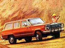 Jeep Cherokee 1976, джип/suv 5 дв., 1 поколение, SJ