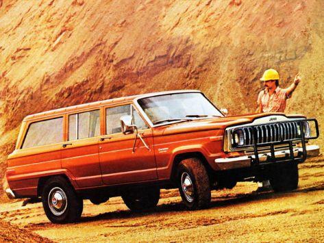 Jeep Cherokee (SJ) 02.1976 - 06.1983