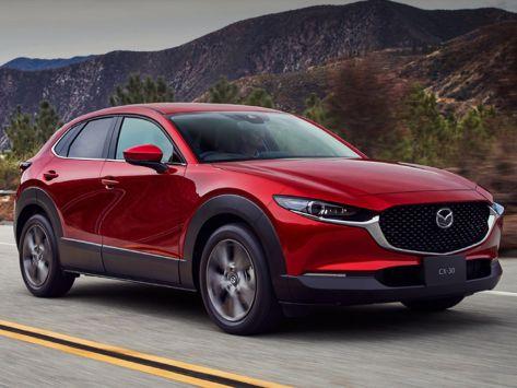 Mazda CX-30  03.2019 -  н.в.