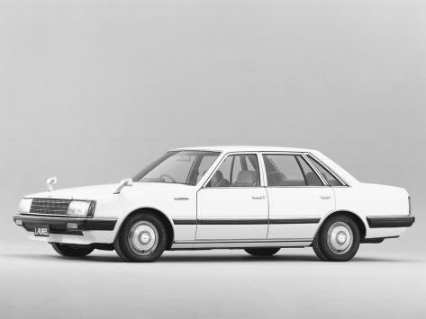 Nissan Laurel (C31) 11.1980 - 08.1982