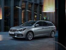 Peugeot 308 рестайлинг, 2 поколение, 12.2017 - н.в., Универсал