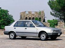 Peugeot 309 1987, хэтчбек 5 дв., 1 поколение, 10A