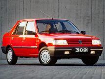 Peugeot 309 рестайлинг 1989, хэтчбек 5 дв., 1 поколение, 10A