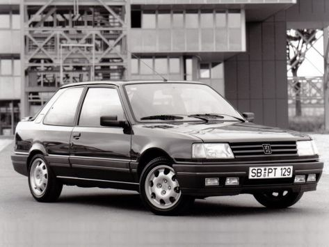 Peugeot 309 (10C) 07.1989 - 06.1993