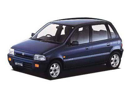 Suzuki Cervo  11.1990 - 09.1995