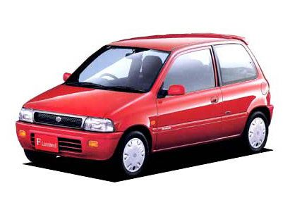 Suzuki Cervo  02.1990 - 09.1995