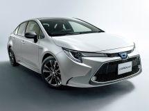 Toyota Corolla 2019, седан, 12 поколение