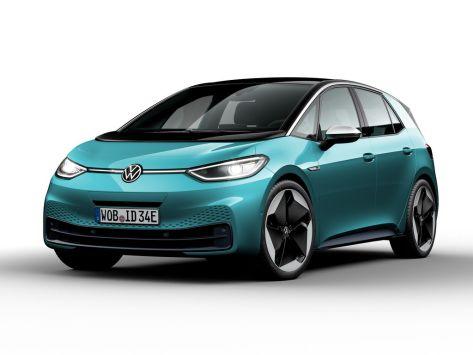 Volkswagen ID.3  09.2019 -  н.в.