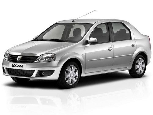 Dacia Logan 2008 - 2010
