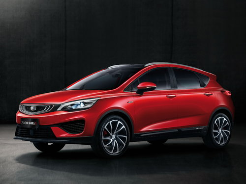 Geely GS 2016